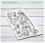 Garden Party Stamp Set